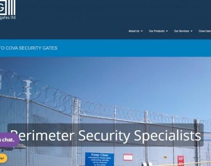 Cova Security Gates Ltd