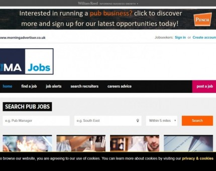 Morning Advertiser Jobs