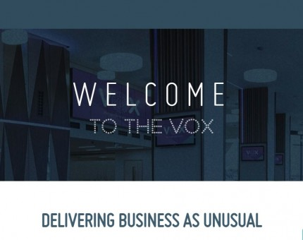 The Vox Conference Centre
