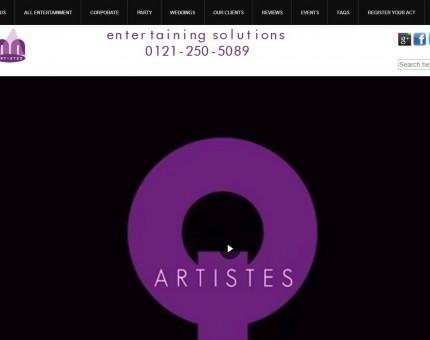 Quinn Artistes