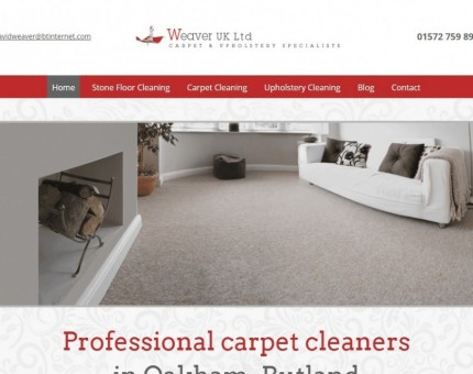 Weaver Carpet Cleaning Ltd Rutland