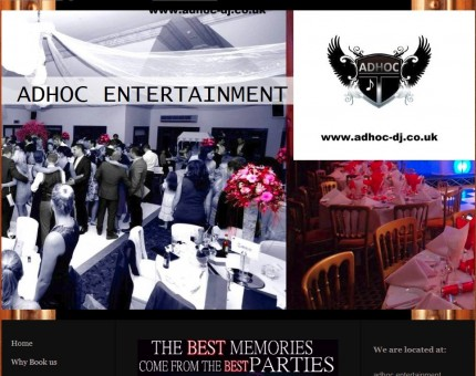 adhoc Entertainment LTD