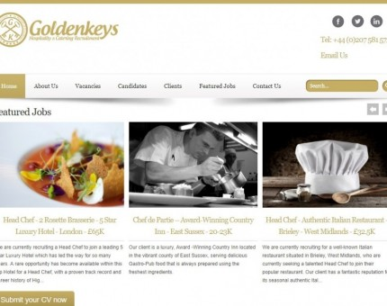 Goldenkeys Recruitment