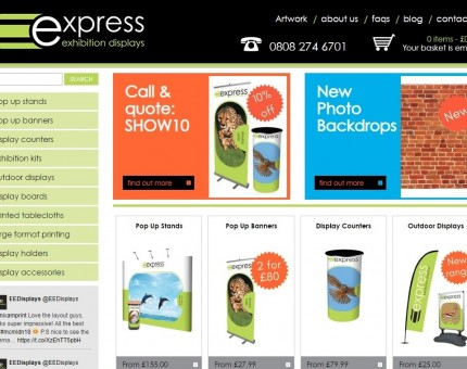 Express Displays