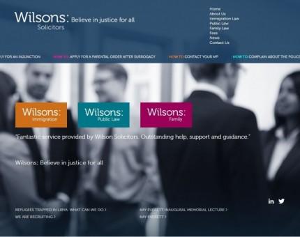 Wilson Solicitors LLP