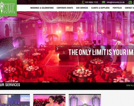 Mistique Events Ltd