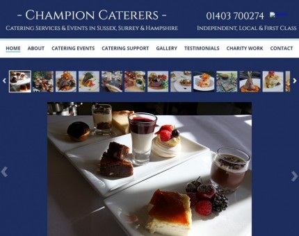 Champion Caterers