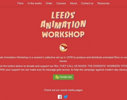 Leeds Animation Workshop