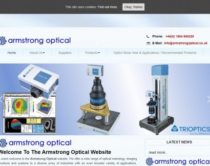 Armstrong Optical Ltd