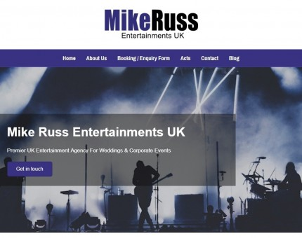 Mike Russ Entertainments (MRE) Group Ltd