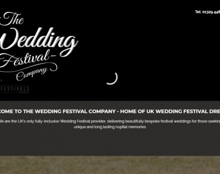 Wedding Festival Company Southampton Hampshire