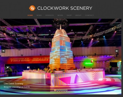 Clockwork Scenery Ltd.