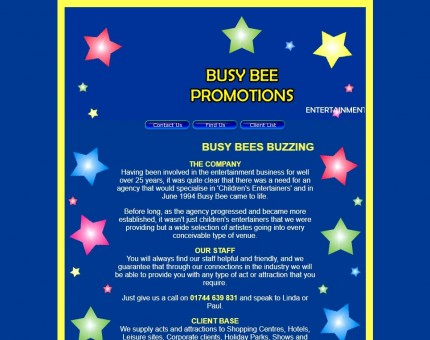 Busy Bee Promotions