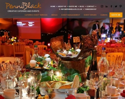PenniBlack Catering Services