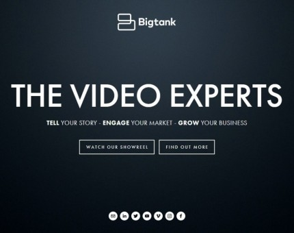 Bigtank Video Productions - The Video Experts