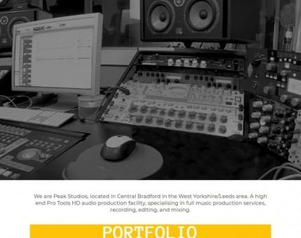 Peak Recording Studios