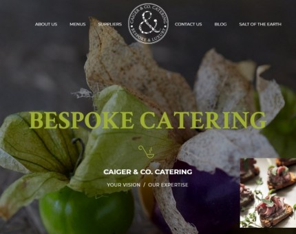 Caiger And Co. Catering