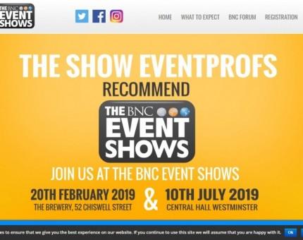 BNC Event Show
