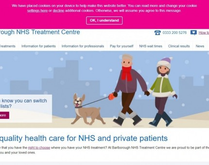 Barlborough NHS Treatment Centre