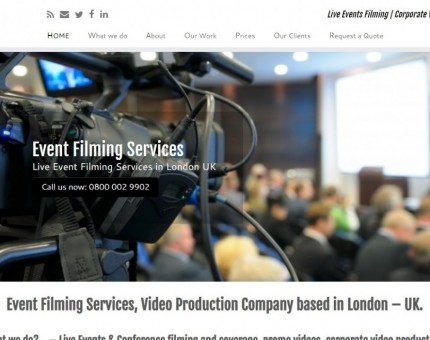Video Production Services - Blue Cat Productions Ltd