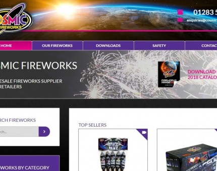 Cosmic Fireworks Ltd