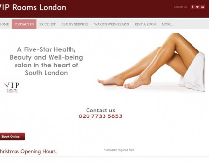 VIP ROOMS LONDON