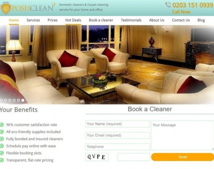 Posh Clean UK