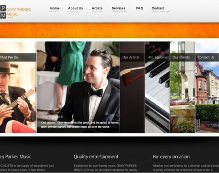 Gary Parkes Music Ltd
