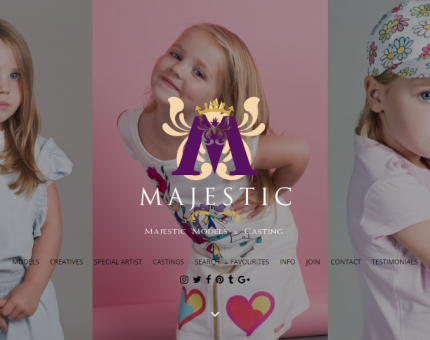 Majestic Models & Casting Agency