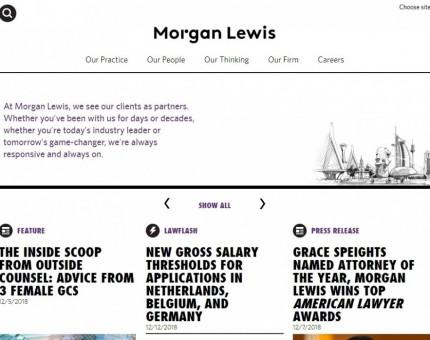 Morgan, Lewis & Bockius UK LLP