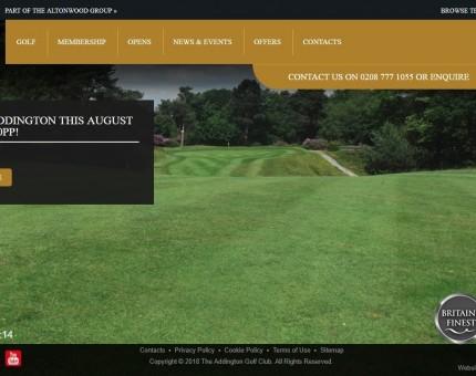 The Addington Golf Club