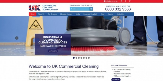 UK Commercial Cleaning Services Ltd