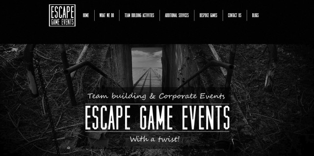 Escape Game Events