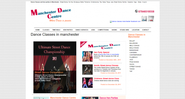 Manchester Dance Centre