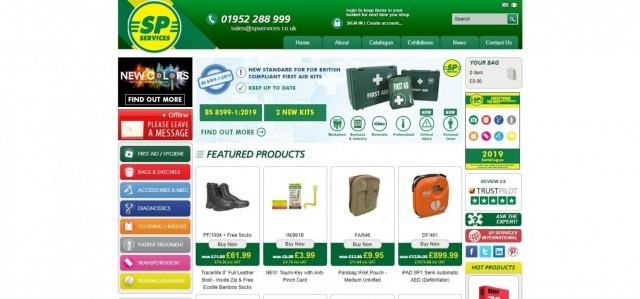 SP Services (UK) Ltd