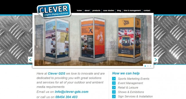 Clever Banners Ltd