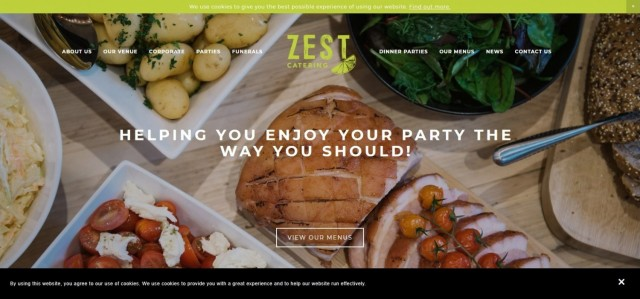 Zest 4 Events & Catering