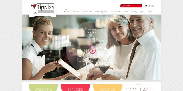 Tipples Mobile Bars and Catering Hire Ltd