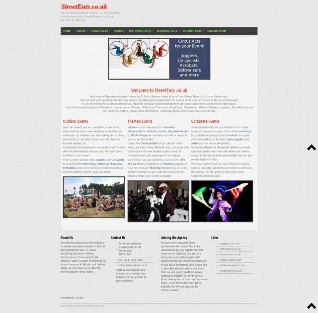 Streetentertainers Agency