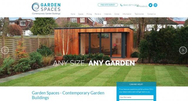 Garden Spaces UK Ltd