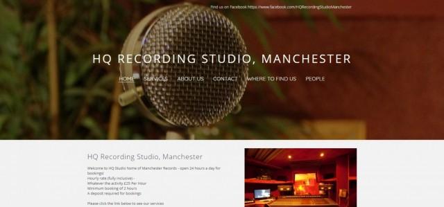 HQ Recording Studio