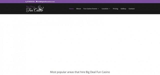 Big Deal Fun Casino