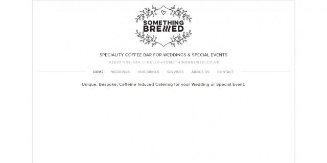 Something Brewed Coffee Bar