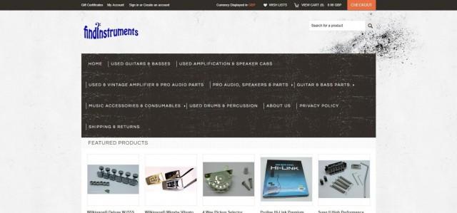 findInstruments.co.uk (ConveneWorks)