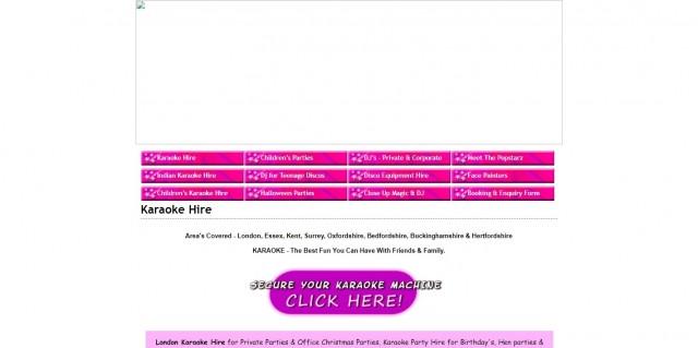 Popstarz karaoke Hire & Events