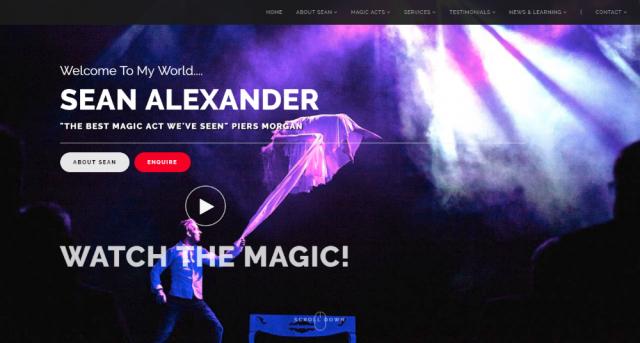 Sean Alexander Magic