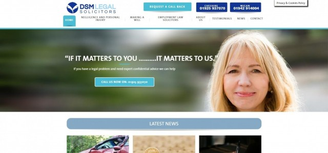 DSM Legal Solicitors Warrington