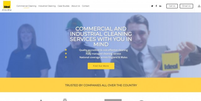 Ideal Cleaning Services Ltd