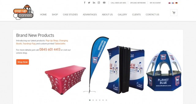 Pop-Up Banners Ltd