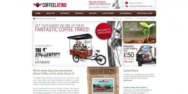 Coffee Latino